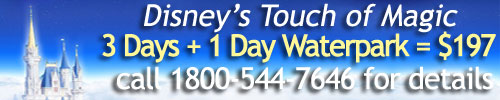 disney vacation package promotion